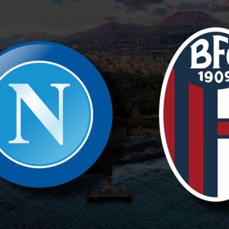 Apostas Napoli vs Bologna Serie A 28/10/21