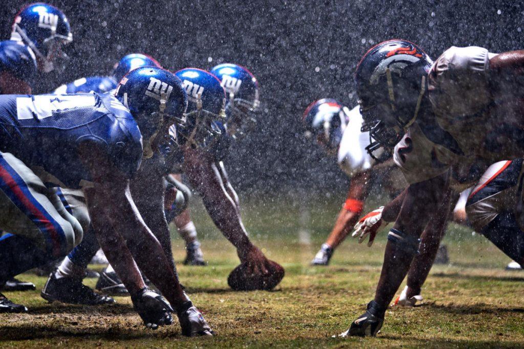 Como o clima pode interferir nas apostas em NFL