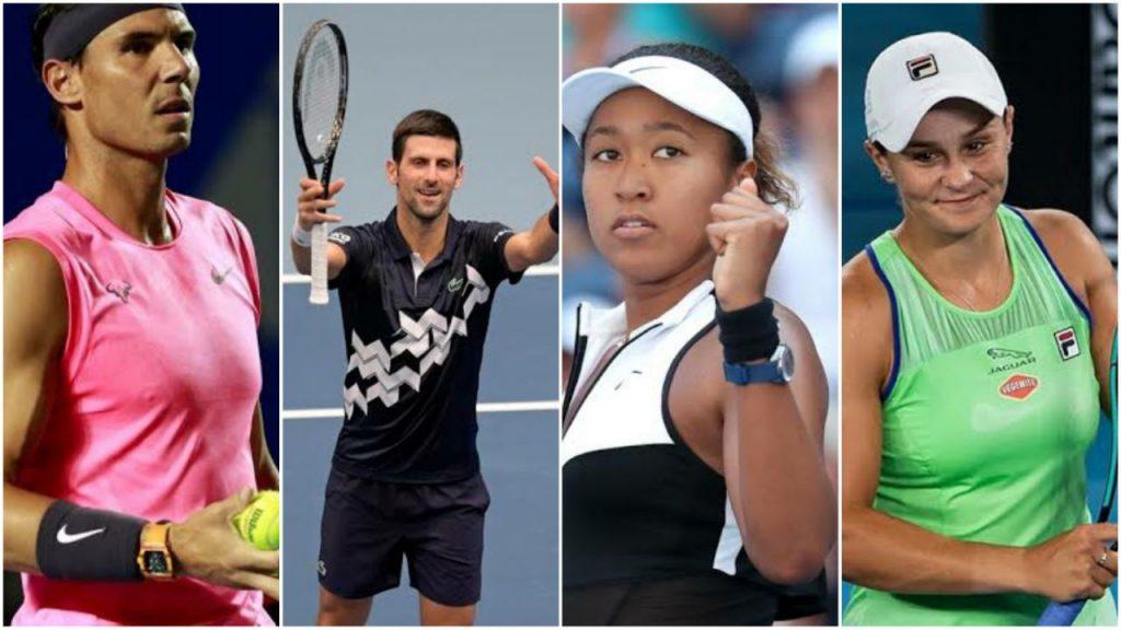 Apostas Australian Open