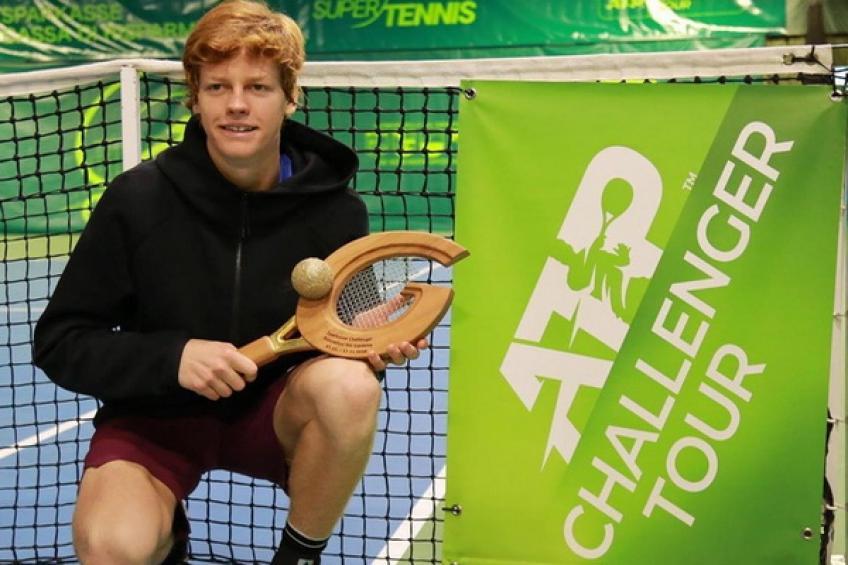 O que é o circuito Challenger de tênis?