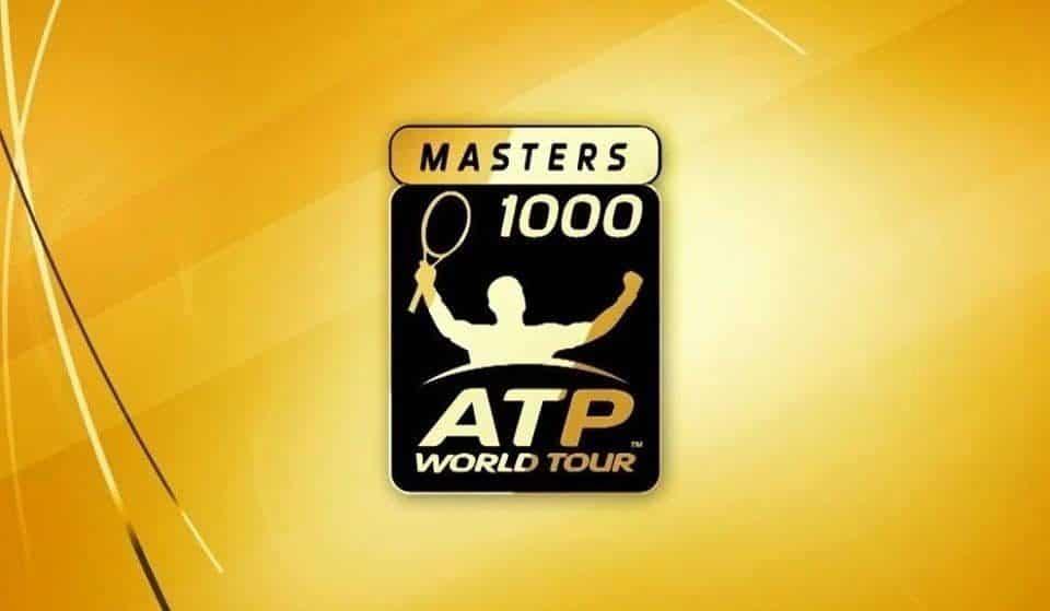 Tênis: três Masters 1000 são confirmados pela ATP