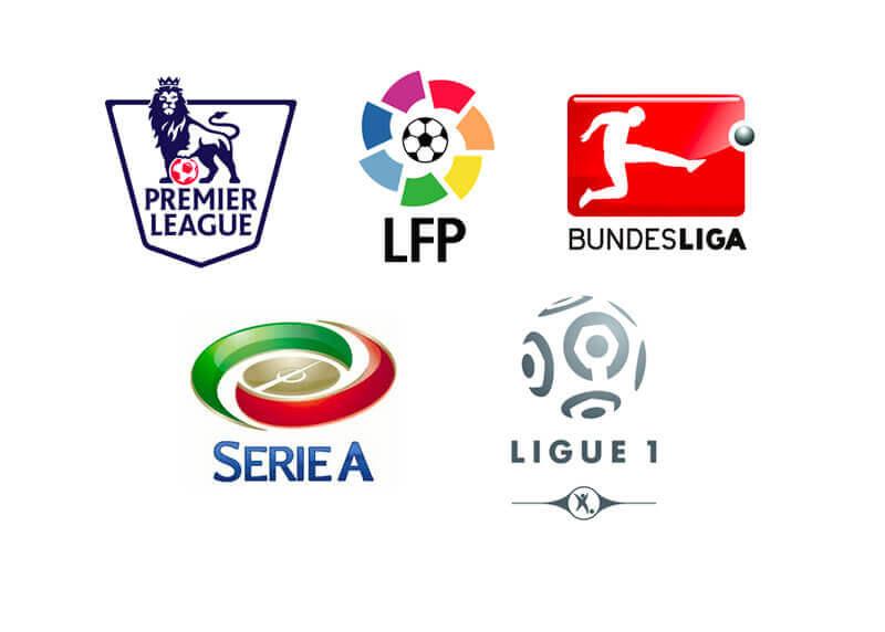 Apostando em grandes ligas no futebol