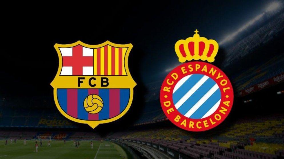 Apostas FC Barcelona vs Espanyol La Liga 08/07/2020