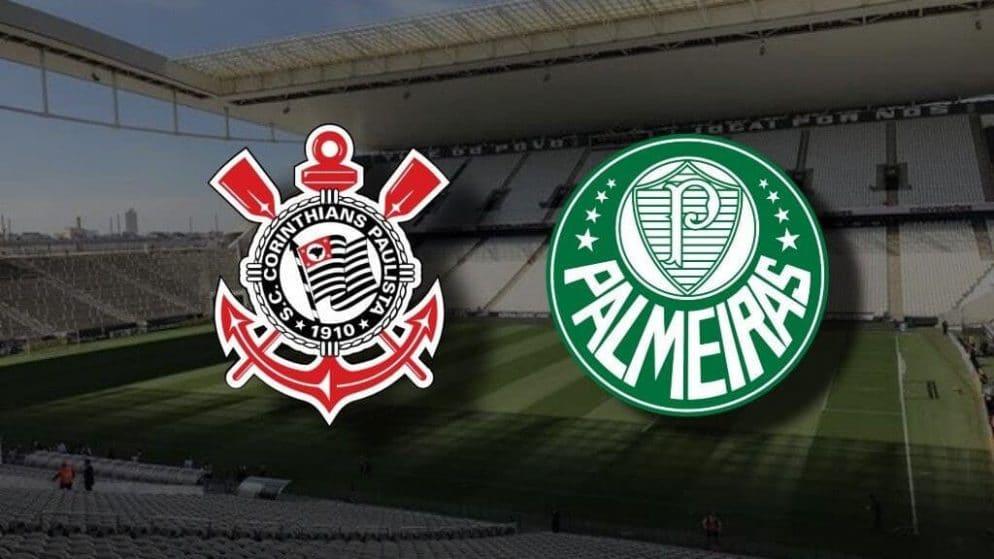 Apostas Corinthians x Palmeiras Brasileirão 08/09/2020