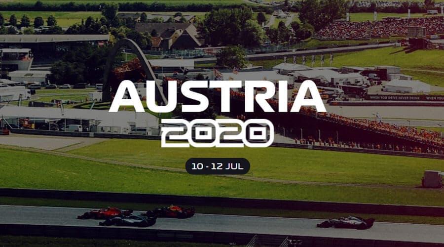Apostas GP Estíria Formula 1 12/07/2020