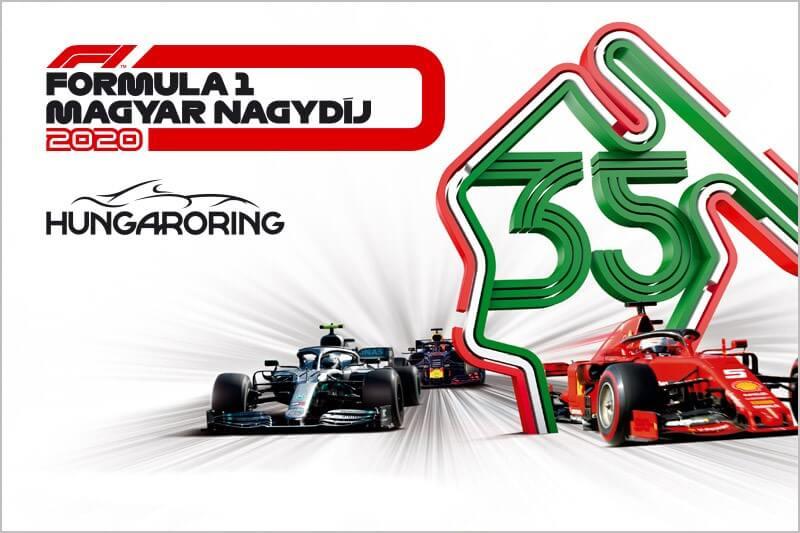 Apostas GP Hungria F1 19/07/2020
