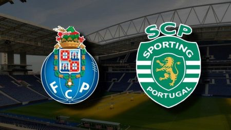 Apostas FC Porto vs Sporting Primeira Liga 15/07/2020