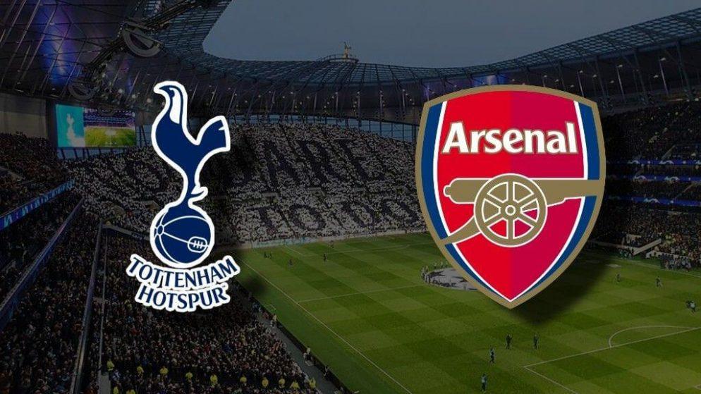 Apostas Tottenham x Arsenal Premier League 06/12/2020