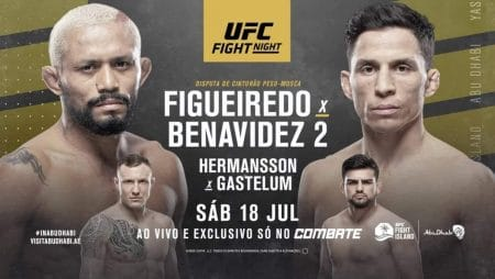 Apostas UFC Fight Night 18/07/2020 – Fight Island