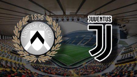 Apostas Udinese vs Juventus Serie A 23/07/2020