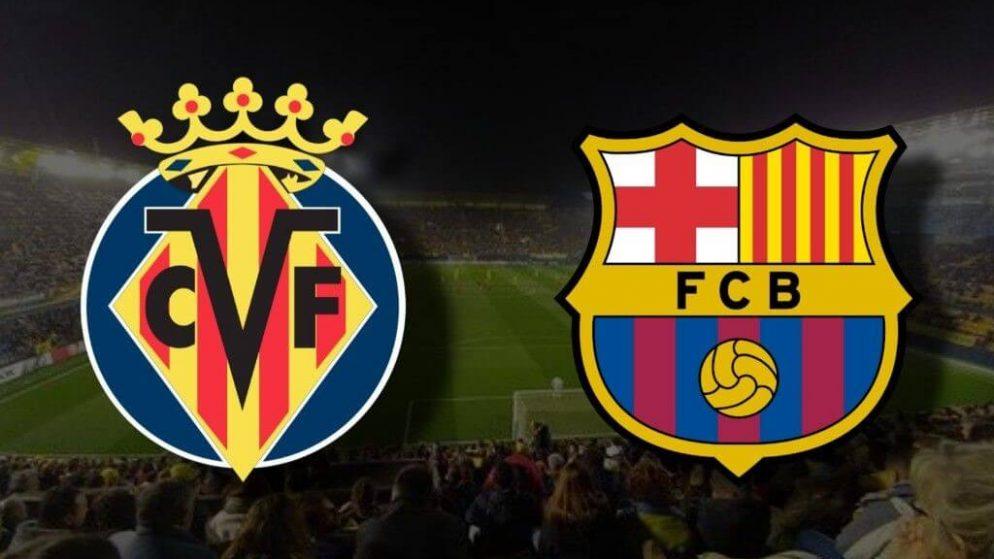 Apostas Villarreal vs. Barcelona La Liga 05/07/20