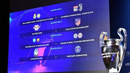 Sorteio define caminhos da Champions League
