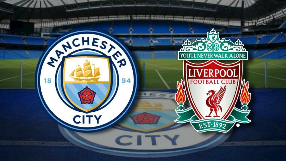 Apostas Manchester City vs Liverpool Premier League 08/11/2020