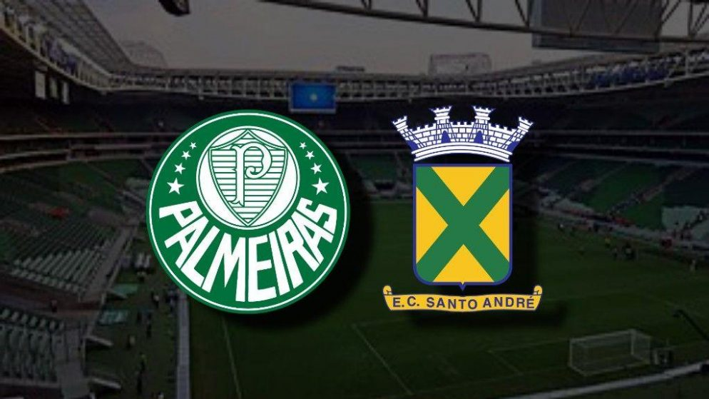 Apostas Palmeiras vs Santo André Paulistão 29/07/20