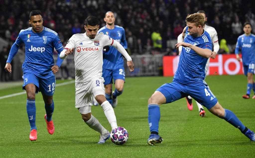 Apostas Juventus vs Lyon