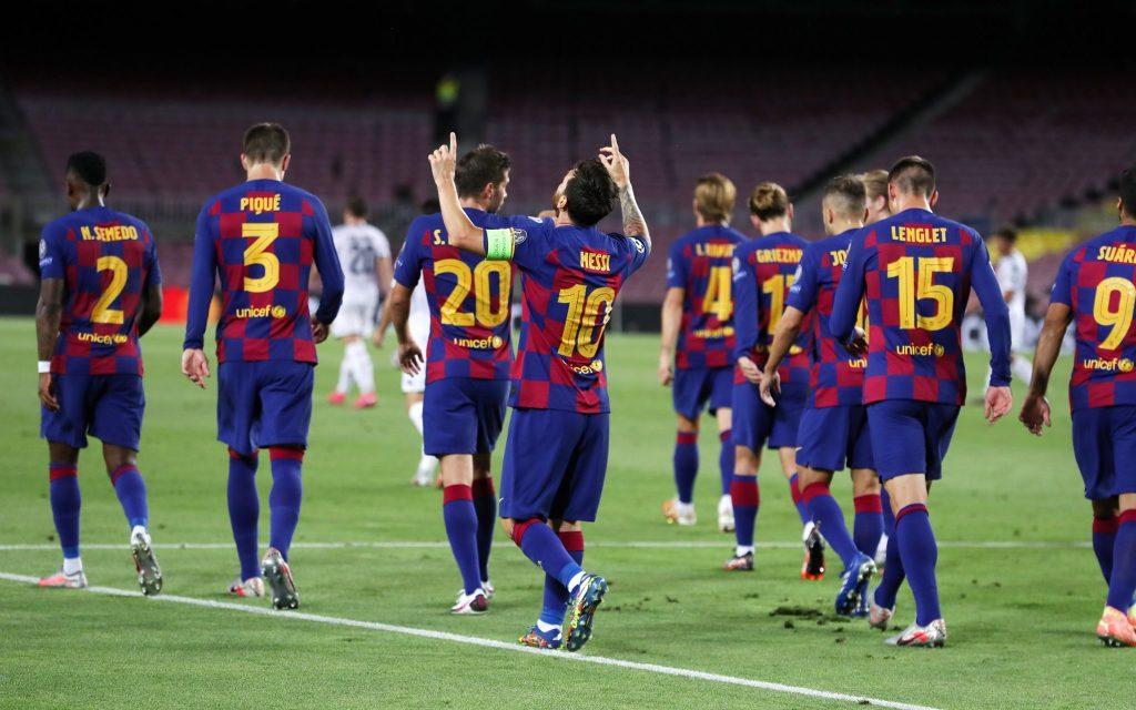 Apostas Barcelona x Bayern de Munique