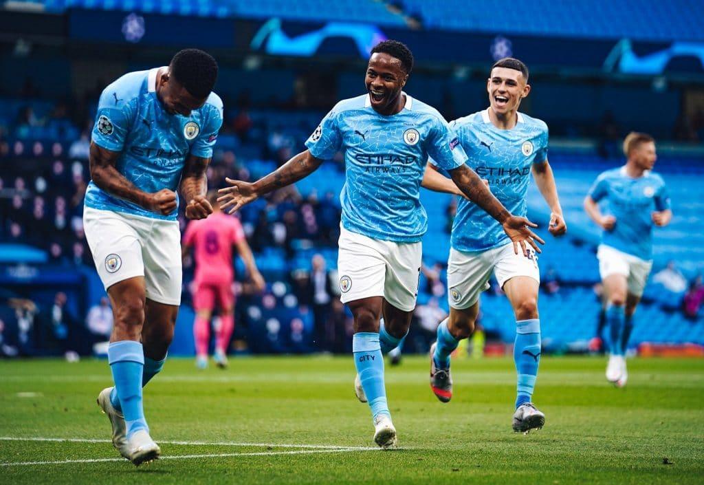 Apostas Manchester City x Lyon