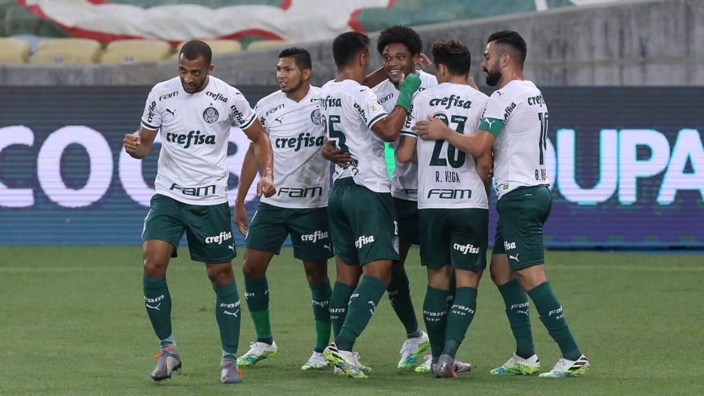 Apostas Palmeiras x Santos