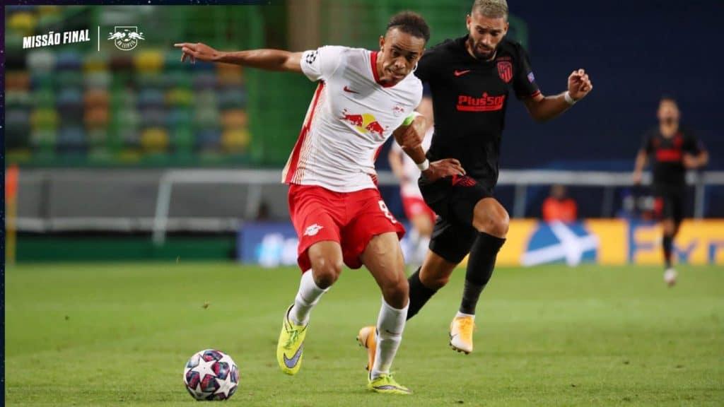 Apostas RB Leipzig x PSG