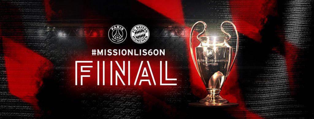 Apostas PSG x Bayern de Munique