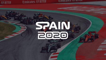 Apostas GP da Espanha 16/08/2020