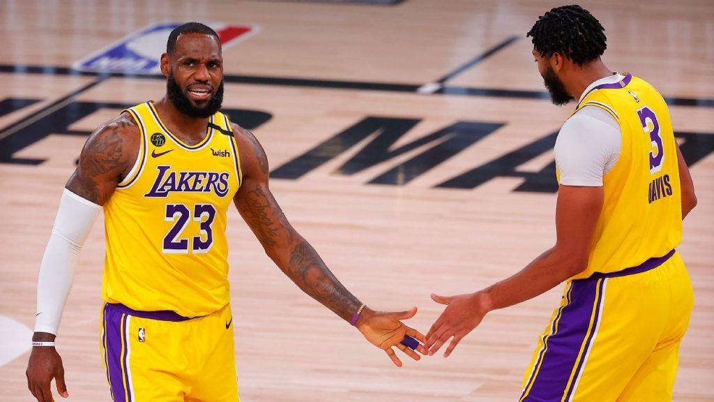 Apostas Lakers x Portland
