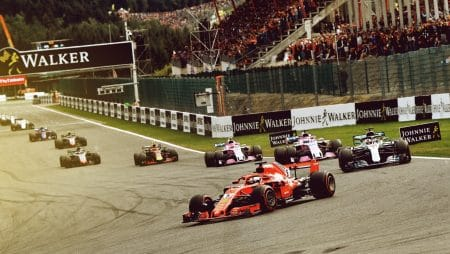 Apostas GP da Bélgica F1 29/08/2020