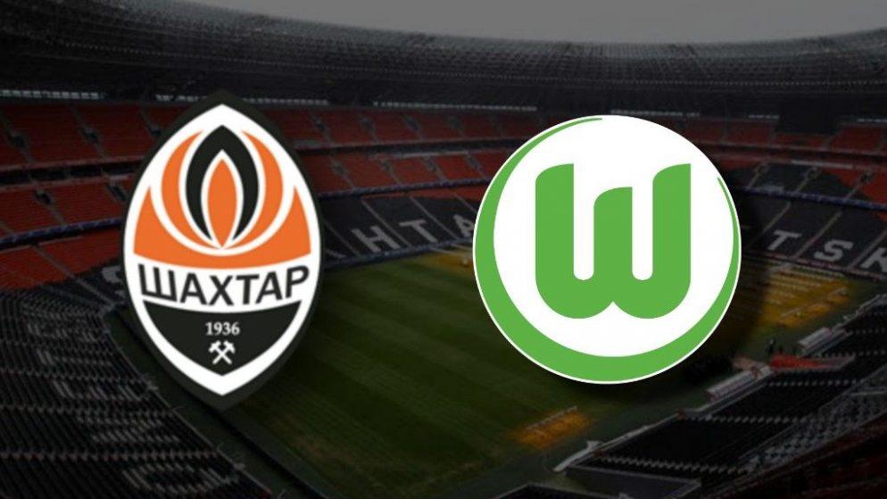 Apostas Shakhtar Donetsk vs Wolfsburg Europa League 05/08/20