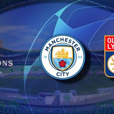 Apostas Manchester City x Lyon Champions League 15/08/2020