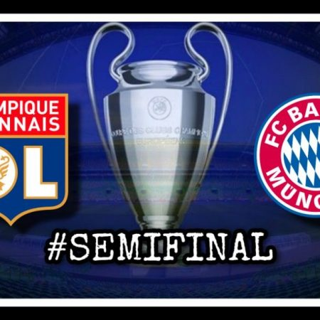 Apostas Lyon x Bayern de Munique Champions League 19/08/2020