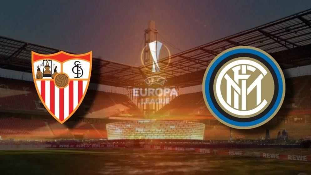 Apostas Sevilla x Inter de Milão Europa League 21/08/2020
