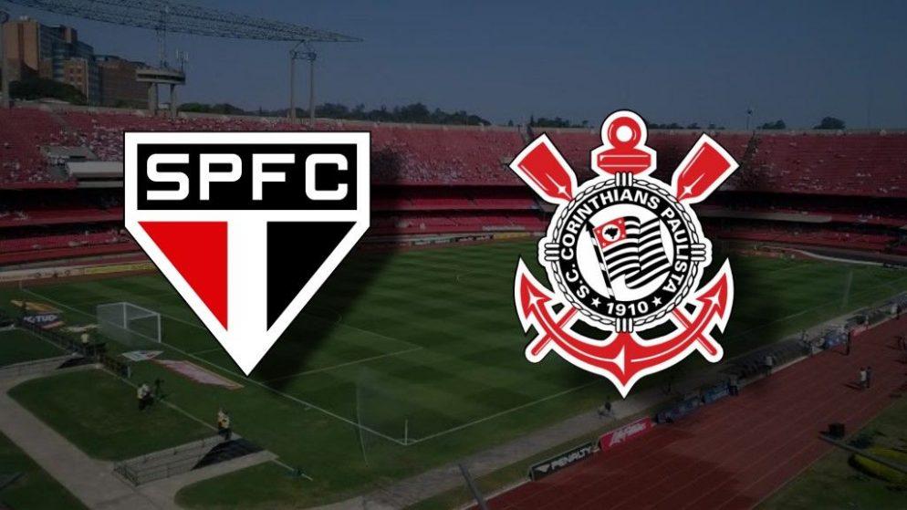 Apostas São Paulo x Corinthians Brasileirão 30/08/2020