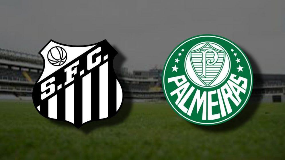 Apostas Santos x Palmeiras Brasileirão 05/12/2020
