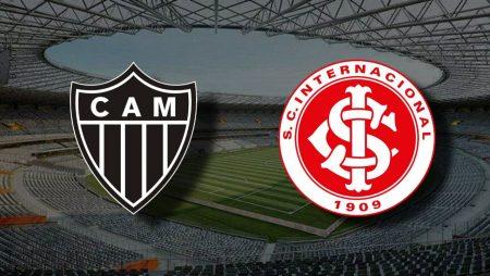 Apostas Atlético Mineiro x Internacional Brasileirão 06/12/2020