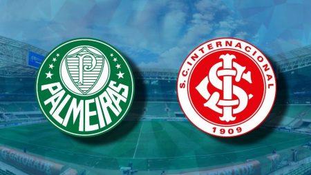 Apostas Palmeiras x Internacional Brasileirão 02/09/2020