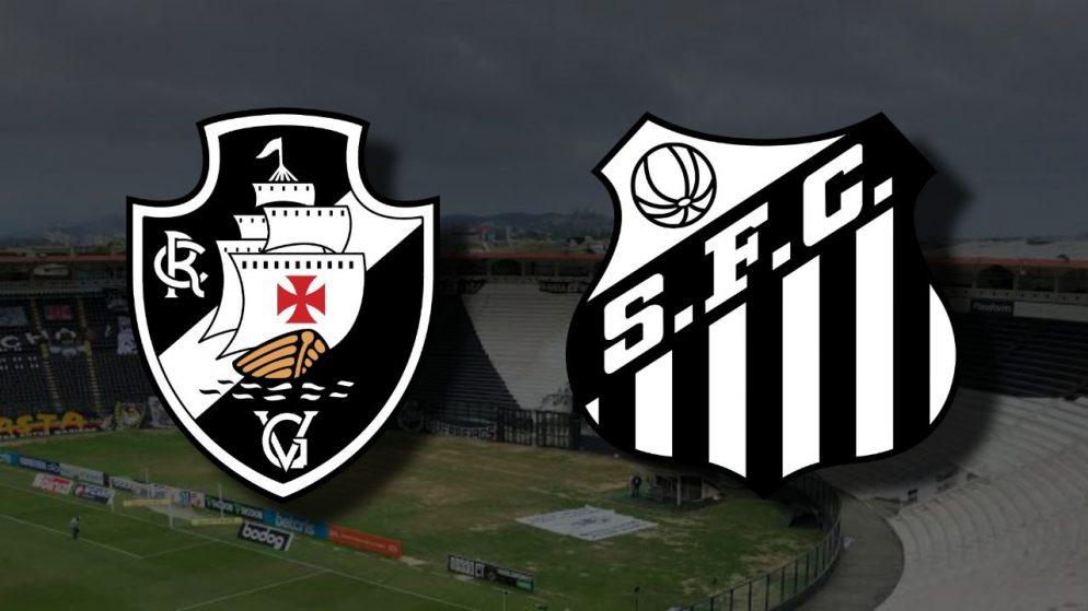 Apostas Vasco x Santos Brasileirão 20/12/2020