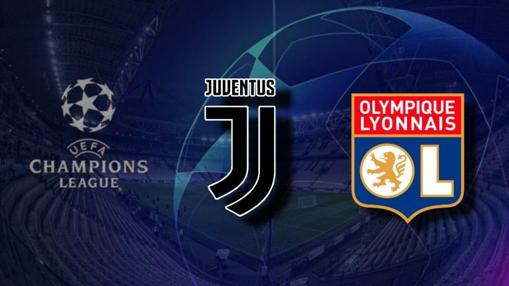 Apostas Juventus vs Lyon Champions League 07/08/2020