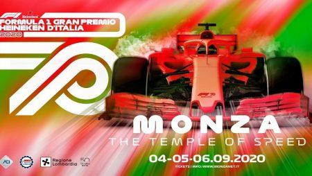 Apostas GP da Itália 06/09/2020