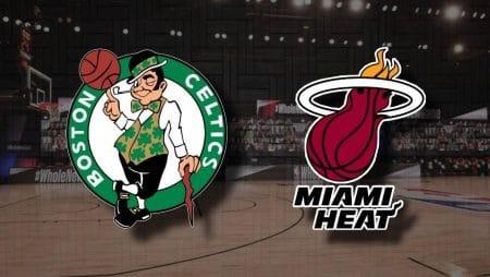 Apostas Boston Celtics x Miami Heat Jogo 5 final Conferência Leste NBA 25/09/2020