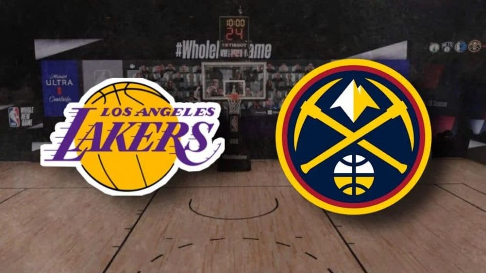 Apostas Los Angeles Lakers x Denver Nuggets Jogo 5 Final Conferência Leste NBA 26/09/2020