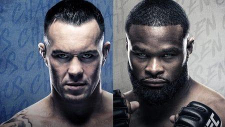 Apostas UFC Fight Night APEX Vegas 11 19/09/2020