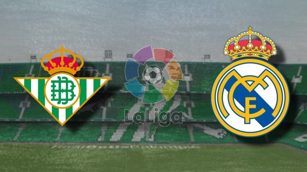 Apostas Real Betis x Real Madrid La Liga 26/09/2020
