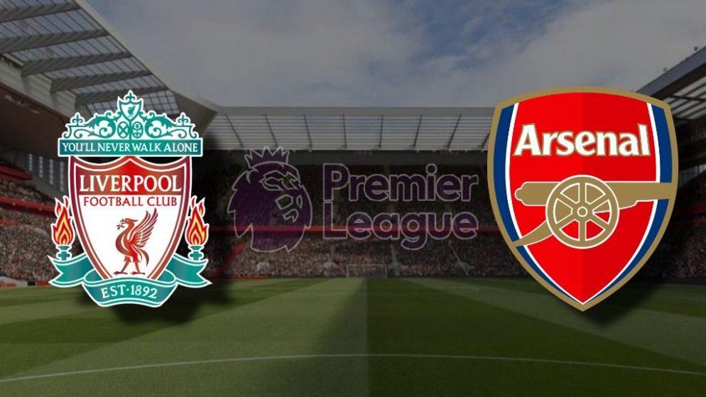 Apostas Liverpool x Arsenal EFL Cup 01/10/2020
