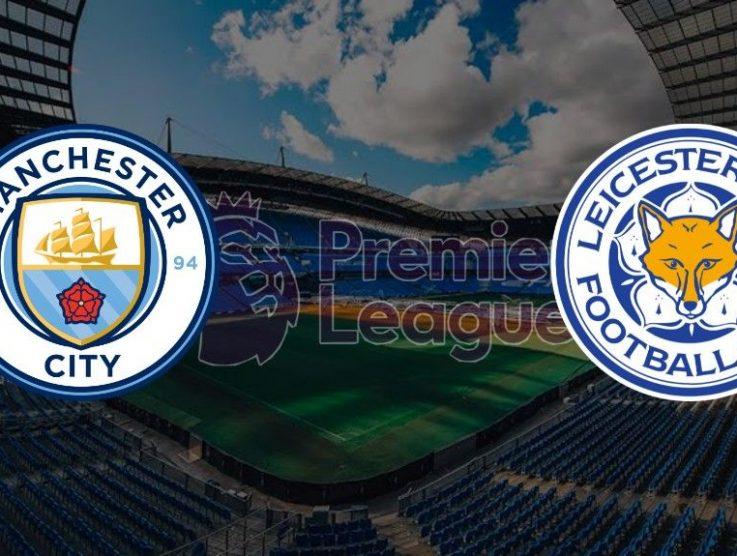 Apostas Manchester City x Leicester City Premier League 27/09/2020