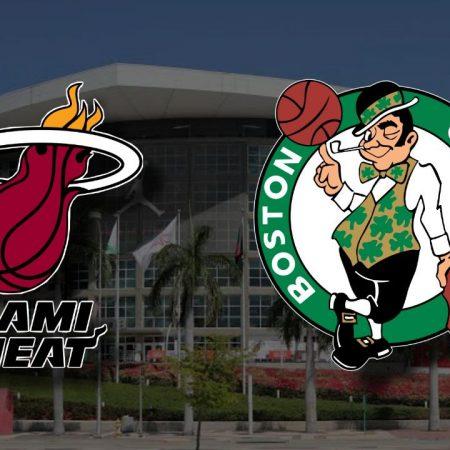 Apostas Miami Heat x Boston Celtics NBA 06/01/2021