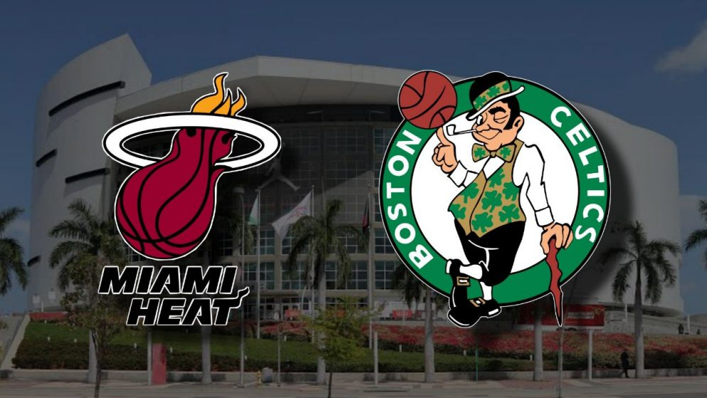 Apostas Miami Heat x Boston Celtics NBA 06/01/2021