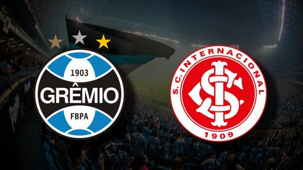Apostas Grêmio x Internacional Brasileirão 03/10/2020