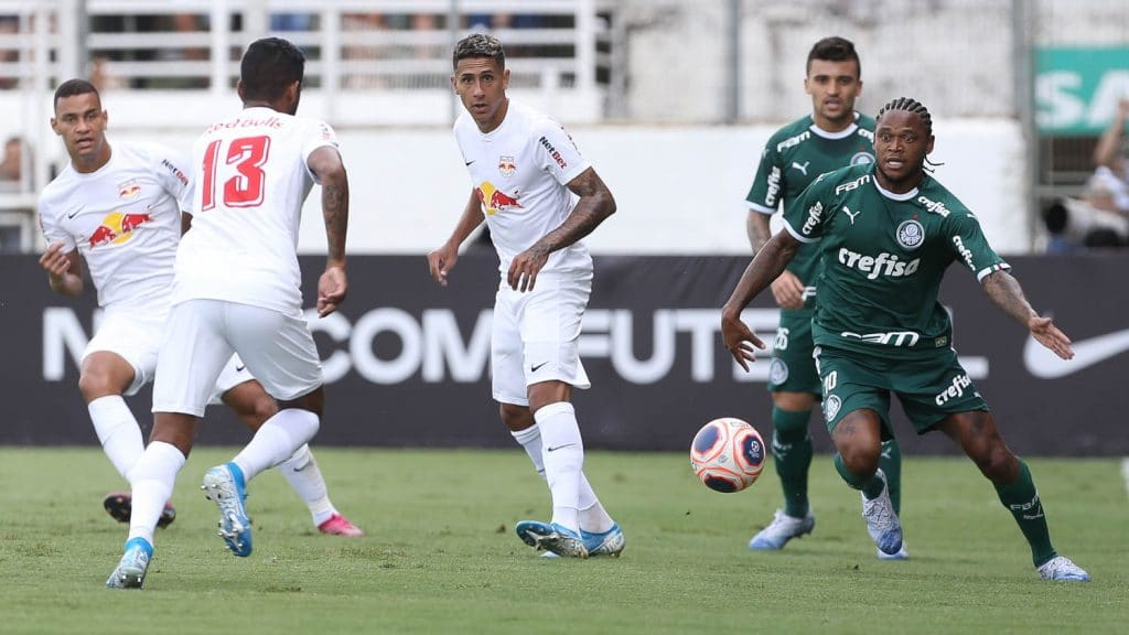 Apostas Palmeiras x Bragantino