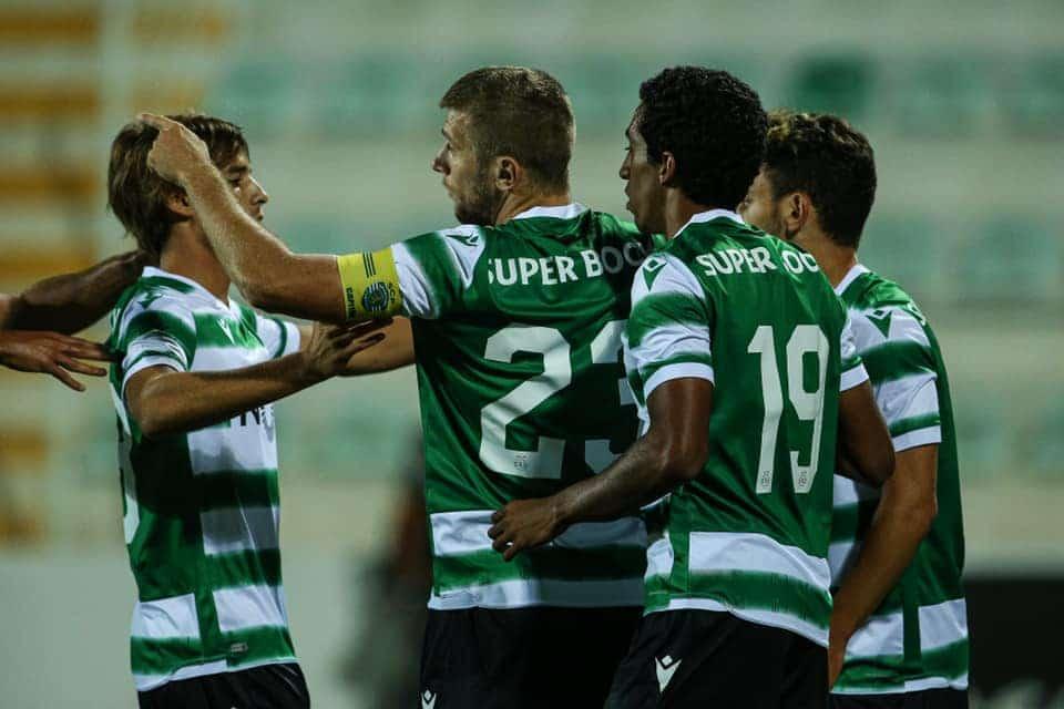 Apostas Sporting x Porto