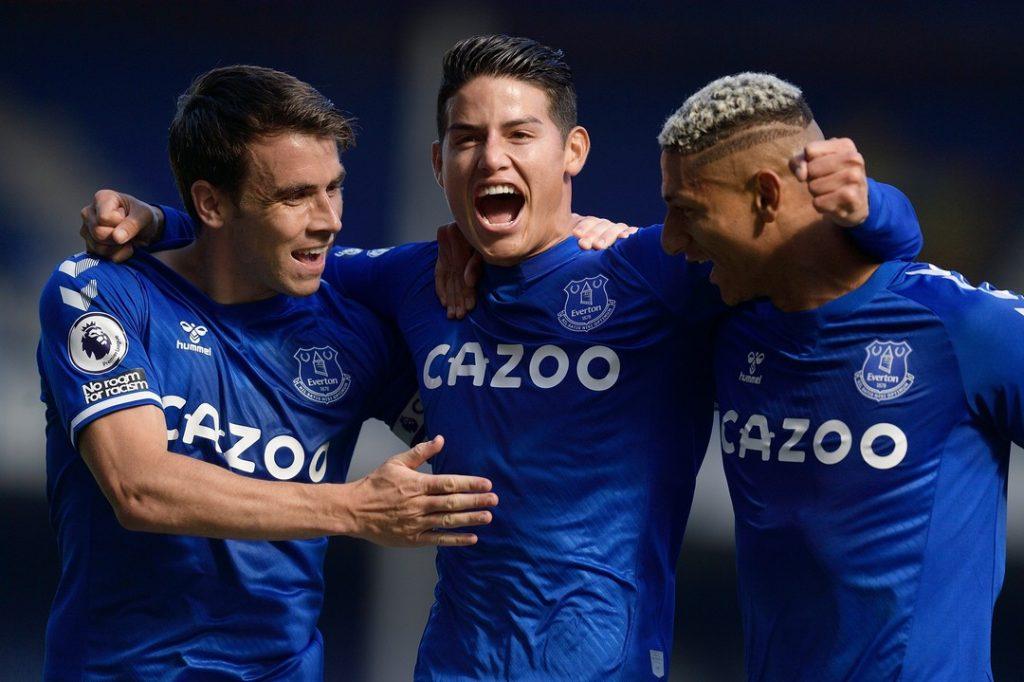Apostas Everton x Liverpool